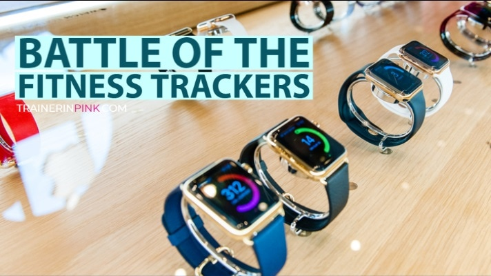 Battle of the Fitness Trackers