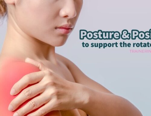 Posture and Positioning for the Rotator Cuff