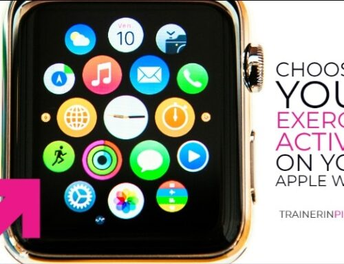 Using Your Apple Watch for Exercise